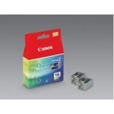 Canon 9818A002 bläckpatron färg (cyan, magenta, gul) BCI-16
