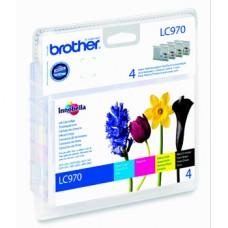 Brother LC970VALBPDR Bläckpatronspaket