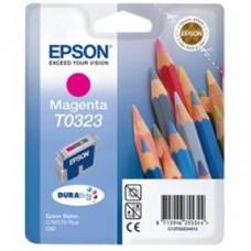 Epson C13T03234010 bläckpatron magenta T323