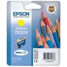 Epson C13T03244010 bläckpatron gul T324