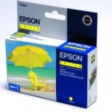 Epson C13T04544010 bläckpatron gul T454