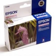 Epson C13T048640 bläckpatron ljus magenta T486