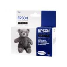 Epson C13T06114010 bläckpatron svart T611