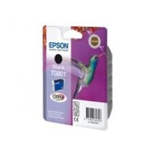 Epson C13T08014011 bläckpatron svart T801