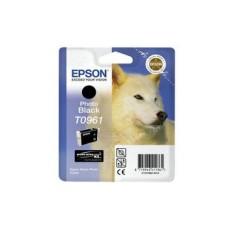 Epson C13T09614010 bläckpatron fotosvart T961