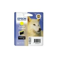 Epson C13T09644010 bläckpatron gul T964