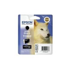Epson C13T09684010 bläckpatron svart T968