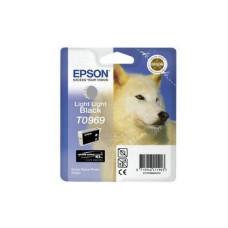 Epson C13T09694010 bläckpatron ljus svart T969