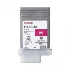 Canon 0897B001 bläckpatron magenta PFI-102M