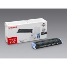 Canon 9424A004 tonerkassett svart nr 707BK