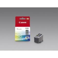 Canon 2146B001 bläckpatron färg (cyan, magenta, gul) CL-38