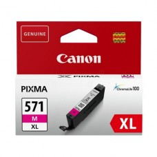 Canon 0333C001 bläckpatron magenta CLI-571M