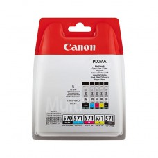 Canon 0372C004 bläckpatron PGI-570/CLI-571 PGBK/C/M/Y/BK