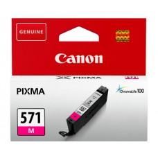 Canon 0387C001 bläckpatron magenta CLI-571M