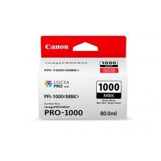 Canon 0545C001 bläckpatron svart PFI-1000MBK