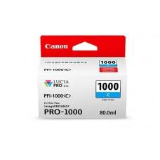 Canon 0550C001 bläckpatron fotocyan PFI-1000PC