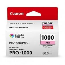Canon 0551C001 bläckpatron fotomagenta PFI-1000PM
