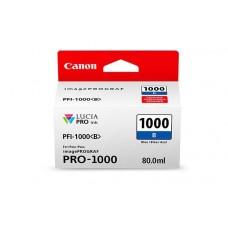 Canon 0555C001 bläckpatron cyan PFI-1000B