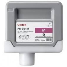 Canon 1488B001AA bläckpatron magenta PFI-301M