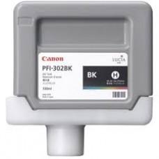 Canon 2216B001AA bläckpatron svart PFI-302BK