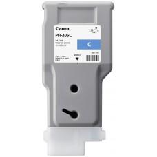 Canon 5304B001AA bläckpatron cyan PFI-206C