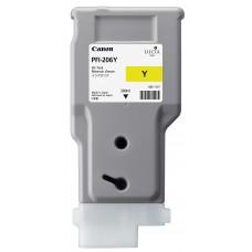 Canon 5306B001AA bläckpatron gul PFI-206Y