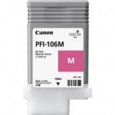 Canon 6623B001AA bläckpatron magenta PFI-106M