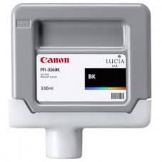 Canon 6657B001AA bläckpatron svart PFI-306BK
