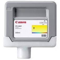 Canon 6660B001AA bläckpatron gul PFI-306Y