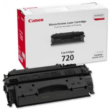 Canon 2617B002 tonerkassett svart nr 720