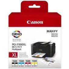 Canon 9182B004 bläckpatron PGI-1500XL BK/C/M/Y