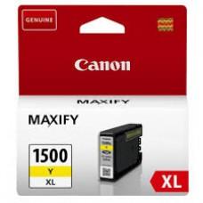 Canon 9195B001 bläckpatron gul PGI-1500Y XL
