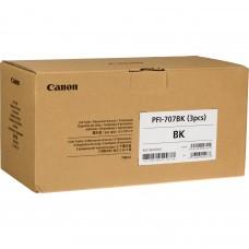 Canon 9821B003AA bläckpatron svart PFI-707BK