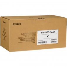 Canon 9822B003AA bläckpatron cyan PFI-707C