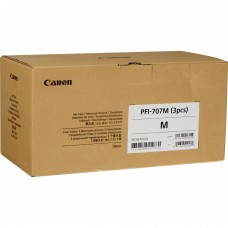 Canon 9823B003AA bläckpatron magenta PFI-707M