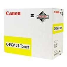 Canon 0455B002 tonerkassett gul C-EXV21Y
