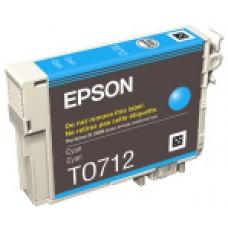 Epson C13T07124011 bläckpatron cyan T712