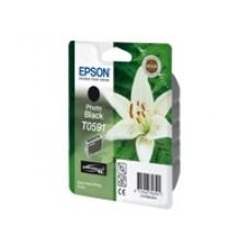 Epson C13T05914010 bläckpatron svart T591