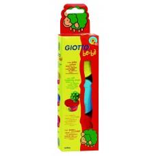 Modellera be-bé 3x100g röd gul blå, Giotto 462501