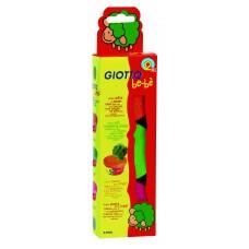 Modellera be-bé 3x100g orange-rosa-grön, Giotto 462502