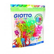 GIOTTO bokstäver för modellera 27 delar artikel 689800