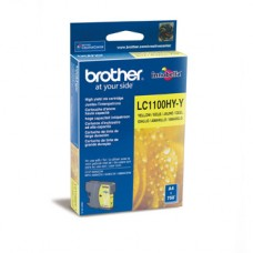 Brother LC1100HYY bläckpatron gul