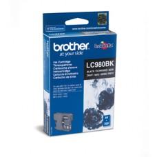Brother LC980BK bläckpatron svart