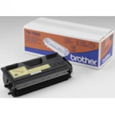 Brother TN7600 tonerkassett svart