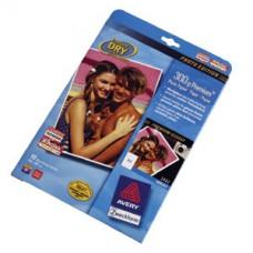 Avery 2482-20 fotopapper för bläckstråleskrivare, premium 300g A4 20st