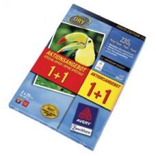 Avery 2497-40 fotopapper bläckstråleskrivare premium 230g A4 40ark