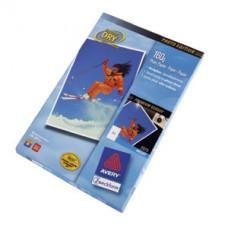 Avery 2573-60 fotopapper för bläckstråleskrivare, 160g A4 60ark