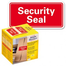 Avery 7311 security seal 38x20mm 200stk