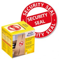 Avery 7312 security seal ø38mm 125stk