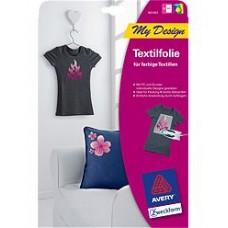 Avery MD1003 T-Shirt Transfer till Färgade textiler, 210 x 297 mm, 4st